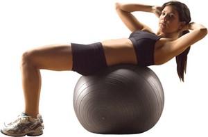 Fitness ballen