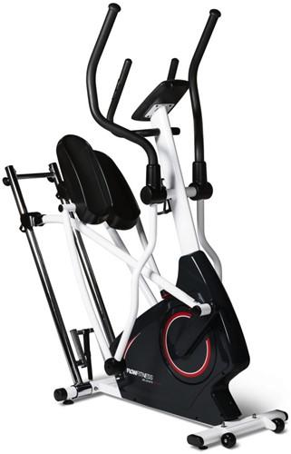 Flow Fitness DCT1200i crosstrainer opgeklapt