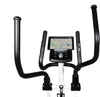 Flow Fitness DCT1200i crosstrainer tablet 2