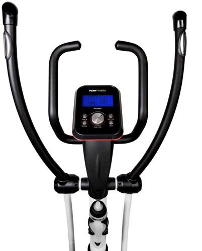 Flow Fitness DCT350 crosstrainer display 2