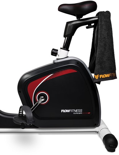 Flow Fitness DHT250 UP detail