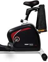 Flow Fitness DHT250i UP hometrainer detail