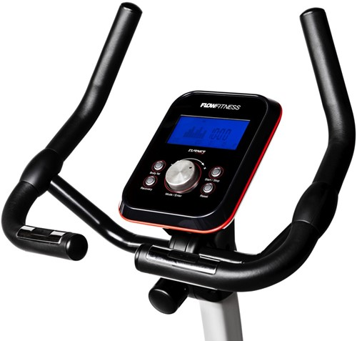 Flow Fitness DHT350 UP Computer Detail 2