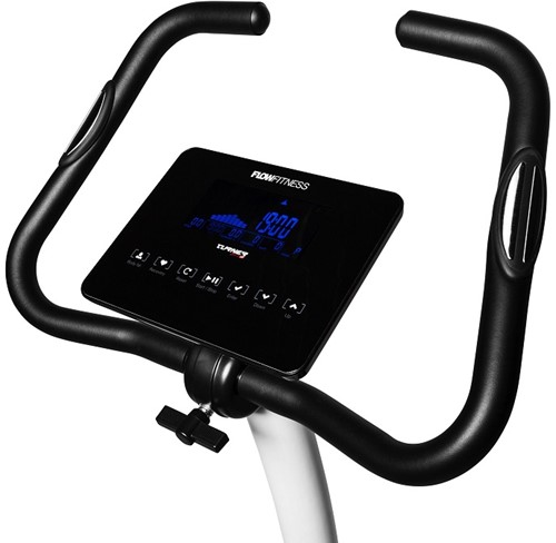 Flow Fitness Turner DHT 75 Up Hometrainer - Gratis trainingsschema
