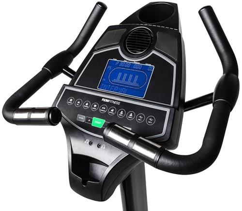 Flow Fitness PERFORM B4 hometrainer display