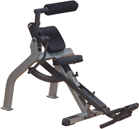 Body-Solid Semi-Recumbant Dual Ab Bench