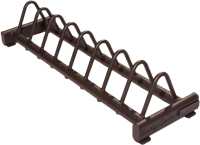 Body-Solid Rubber Bumper Plate Rack-2