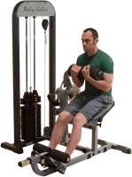 Body-Solid Ab & Back Machine-1