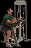 Body-Solid Biceps & Triceps Machine-1