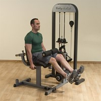 Body-Solid Leg Extension & Leg Curl Machine-3