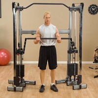 Body-Solid Functional Training Center Bar Accessoire-1