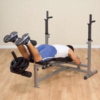 Body-Solid PowerCenter Combo Bench-3