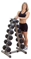 Body-Solid Vertical Dumbbell Rack-2