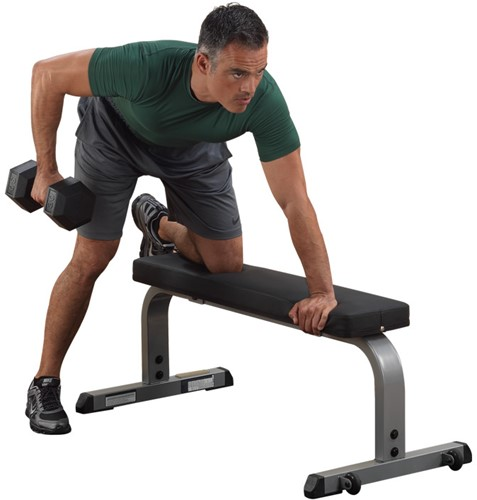 Body-Solid Flat Bench-3