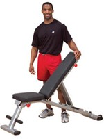 Body-Solid Folding Multi-Bench-1