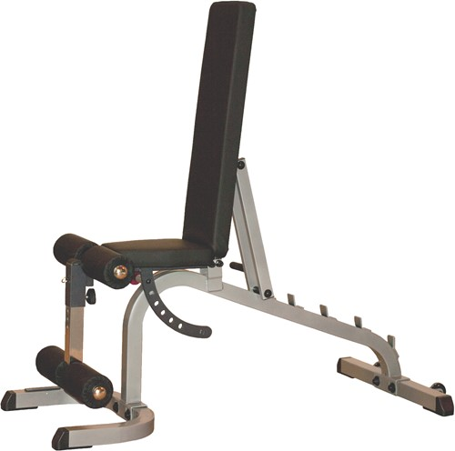 Body-Solid Flat Incline/Decline Bank-3