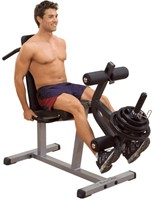 Body-Solid Seated Leg Extension & Supine Curl-3