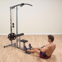 Body-Solid Pro Lat Machine-1
