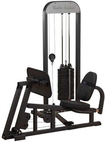 Body-Solid Leg & Calf Press Machine-2