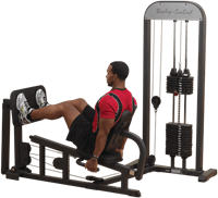 Body-Solid Leg & Calf Press Machine-1