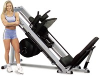 Body-Solid Pro Club Line Professionele Leg Press 45°