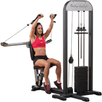 Body-Solid Proselect Multi-Functional Press-1