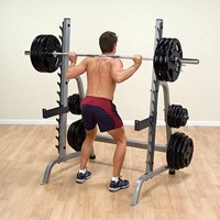 Body-Solid Multi Press Rack-3