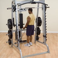 Body-Solid Series 7 Smith Machine Full Option-3