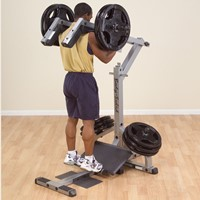 Body-Solid GSCL360 Leverage Squat Calf Machine-3