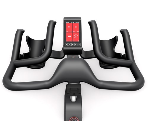 Life Fitness ICG IC7 stuur met handgrepen en display