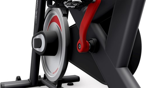 Life Fitness ICG IC1 Spinbike onderkant