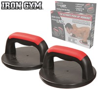 Iron Gym Push Up Pro