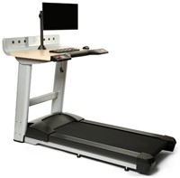 InMovement Treadmill Desk Right Monitor