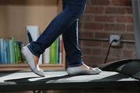 InMovement Treadmill Desk Woman Feet