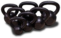 Body-Solid Premium Kettlebells Iron-1
