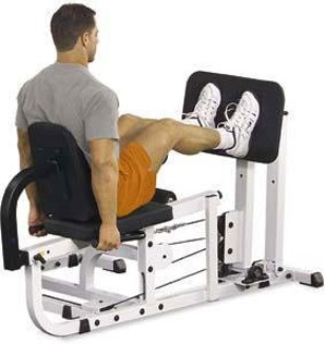 Body-Solid LP40S Optional Leg Press