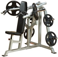 Body-Solid Leverage Schoulder Press Bench-2