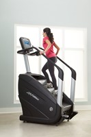 Life Fitness Powermill Stairclimber Discover SE-3