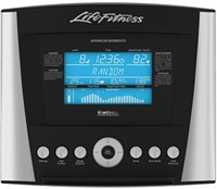 Life Fitness F3 Advanced Loopband - Gebruikt Model-3