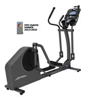 Life Fitness E1 Track+ Crosstrainer - Gratis montage-1