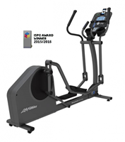 Life Fitness E1 Track+ Crosstrainer -  Showroom model-1