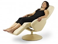 BH-fitness Massage Stoel Capri - Actie - Gratis Trilplaat-3