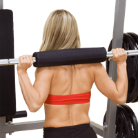 Body - Solid Bar Pad-1