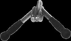 Body-Solid Progrip Balanced V-Bar