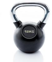 Kettlebell 12 kg rubber-2