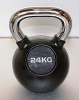 Kettlebell 24 kg rubber-1