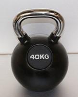 Kettlebell 40 kg rubber-1