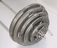 Gietijzer schijf 15 kg (50 mm)-1
