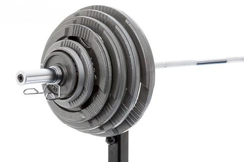 Gietijzer schijf 2.5 kg (50 mm)-2