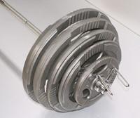 Gietijzer schijf 25 kg (50 mm)-1